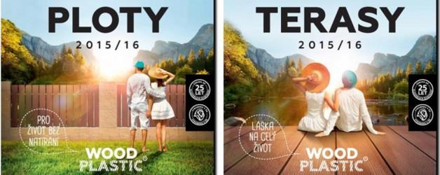 Nové trendy v katalogu WoodPlastic® 2015!