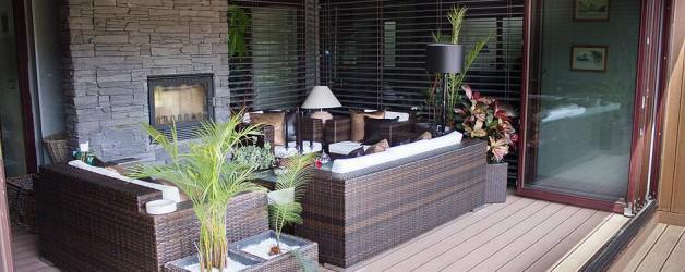 Terasa jako prodloužený obývák Vašeho domu